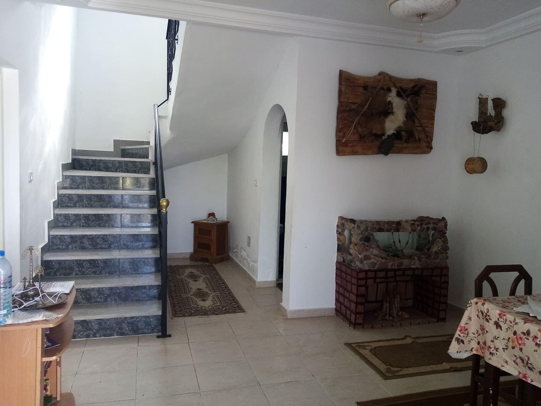Une maison située a beni wael a vendre r