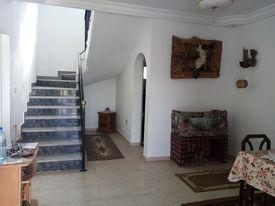 A vendre une maison a beni wael compagne de hammamet  123 r