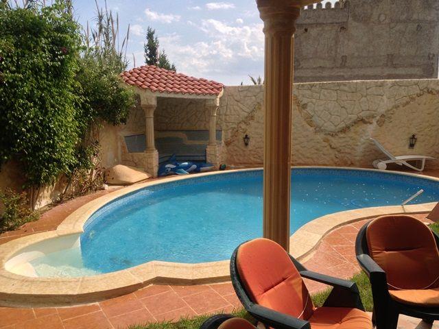 Villa monacoréf:  villa avec piscine