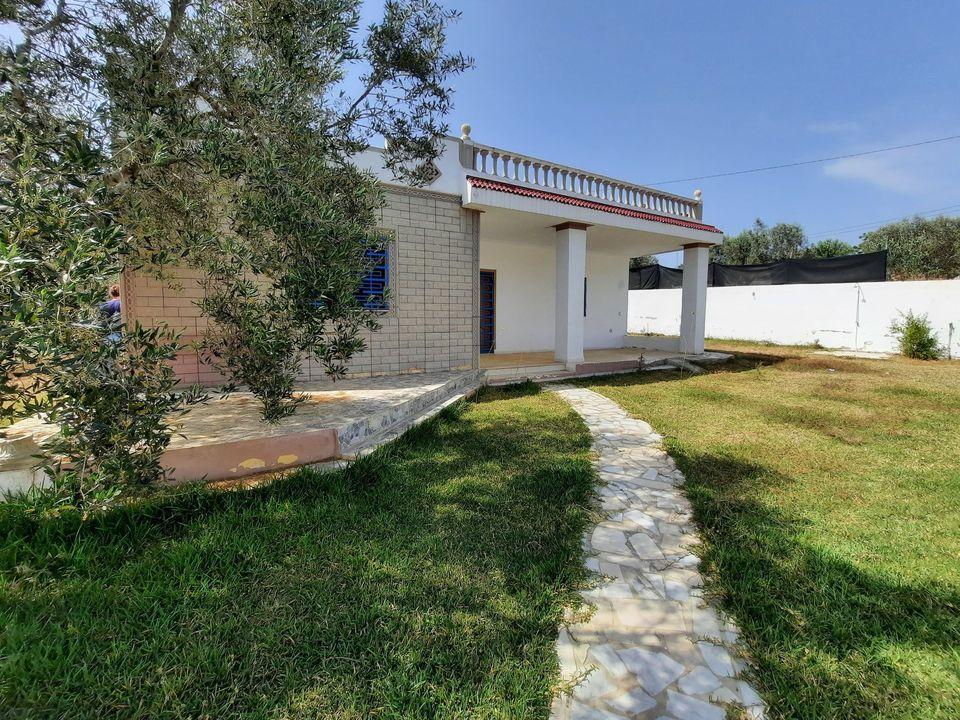 Une agréable maison ou le calme de la compagne à hammamet nord b