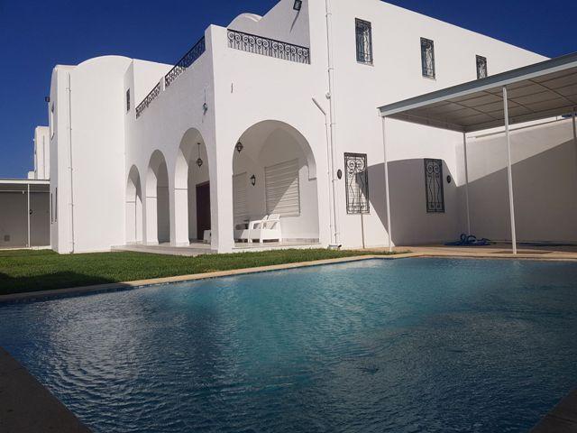 Villa cyliaréf:  location estivale hammamet