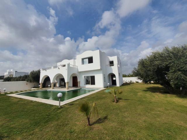 Villa citron réf: à hammamet