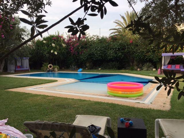 Villa joanna al à hamamet sud