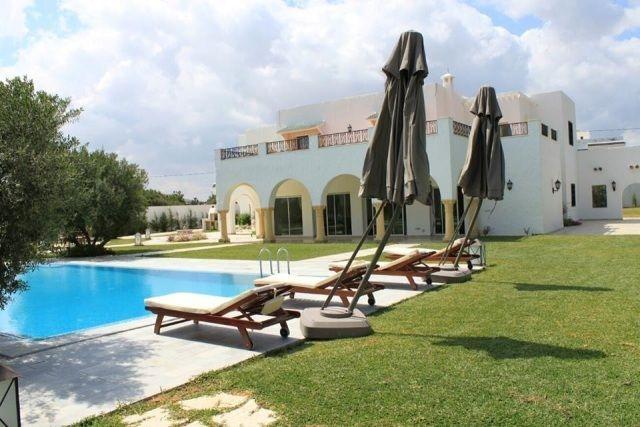 Villa chahrazed réfrence