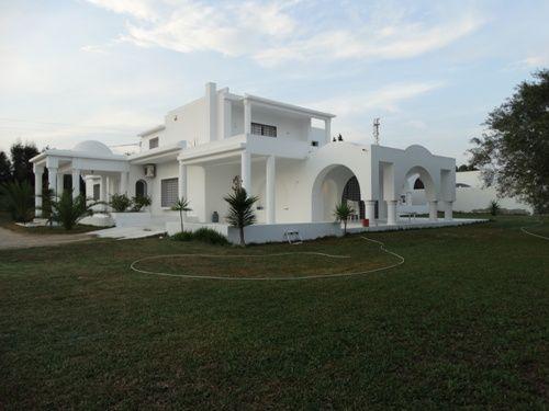 Villa younan 2 réf:  vente àhammamet