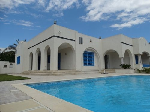 Villa golden référence hammamet