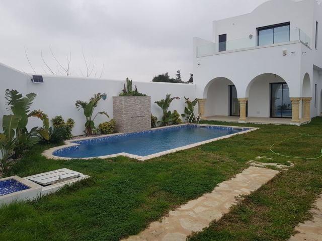 Villa flori réf:  vente villa à hammamet