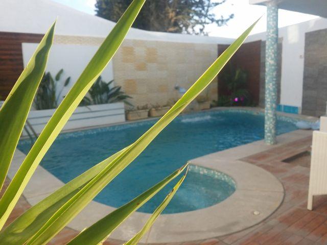 Villa kalthoumréf: location estivale