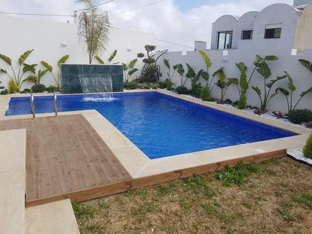 Villa crispo opportunité vente villa à hammamet