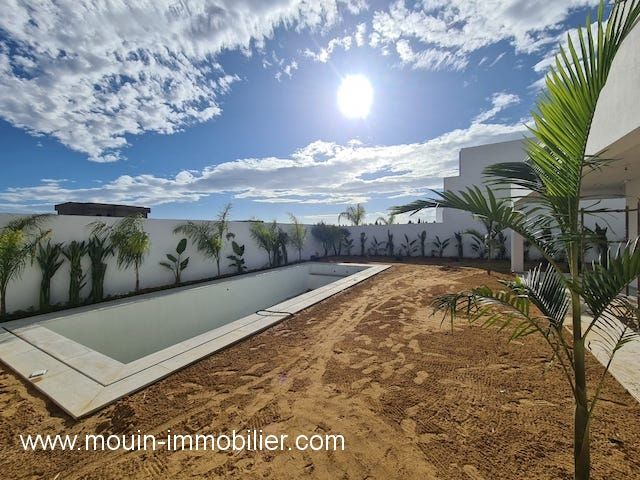 Villa jupiter 2 fdfd hammamet zone theatre a