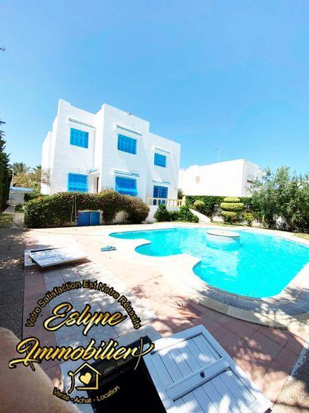 Sublime villa avec piscine location saisoniere annuelle villa