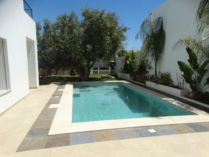 Villa lotus réf: vente villa à hammamet villa avec piscine