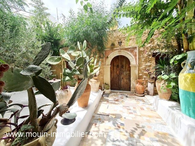 Villa savana al à hammamet centre
