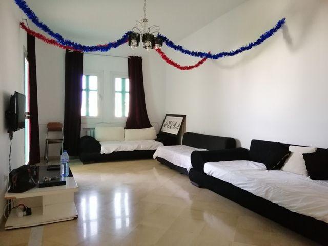 Appartement el wardréf:  location estivale