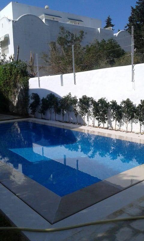 Maison fenina réference villa avec piscine hammamet