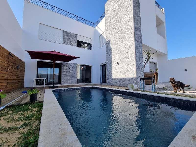 Villa habibacréf: pour location estivale hammamet