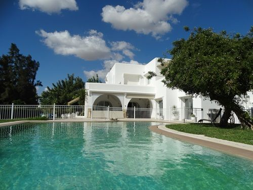Villa safari réf:  vente villa avec piscine à hammamet