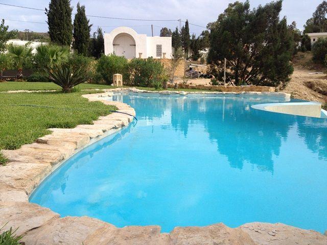 Villa khomsa réf:  a vendre chez tps immobilière hammamet