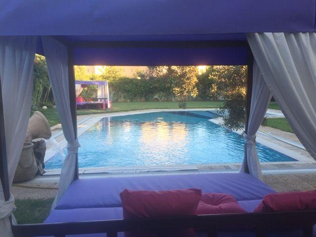Dar donia référence hammamet villa avec piscine
