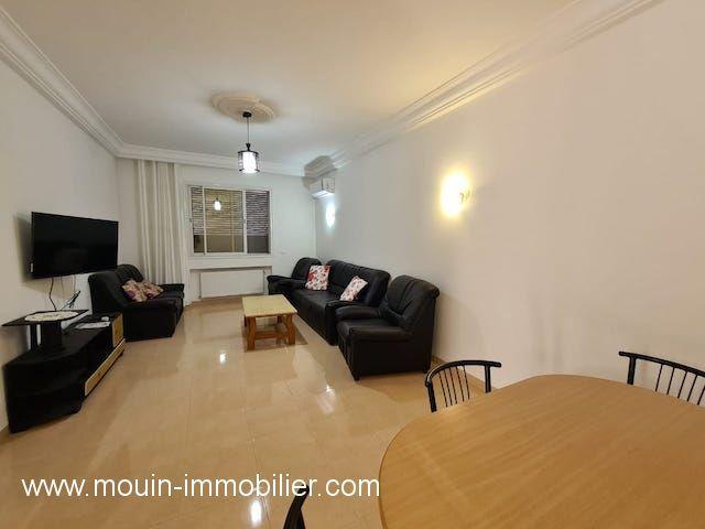 Appartement mazen al à hammamet centre