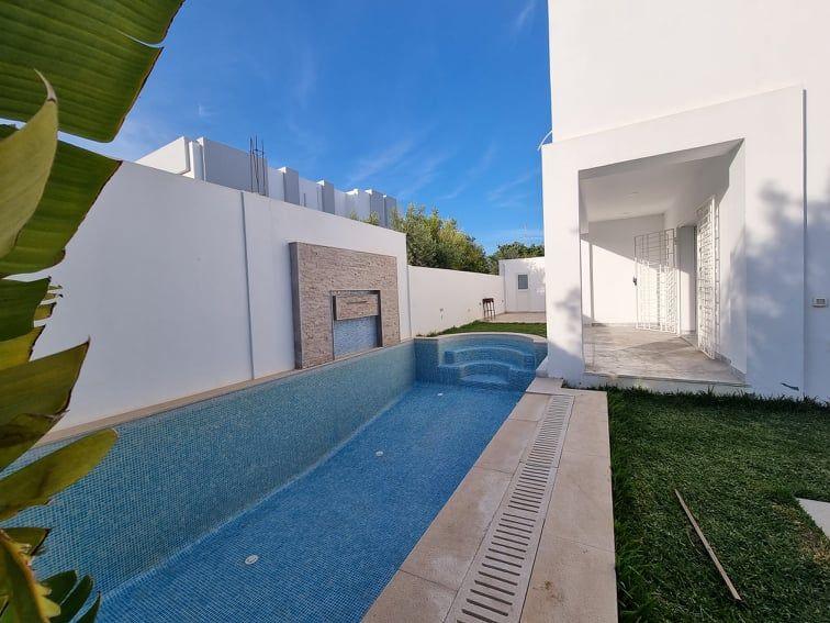 Villa ilyan réf:  vente villa avec piscine