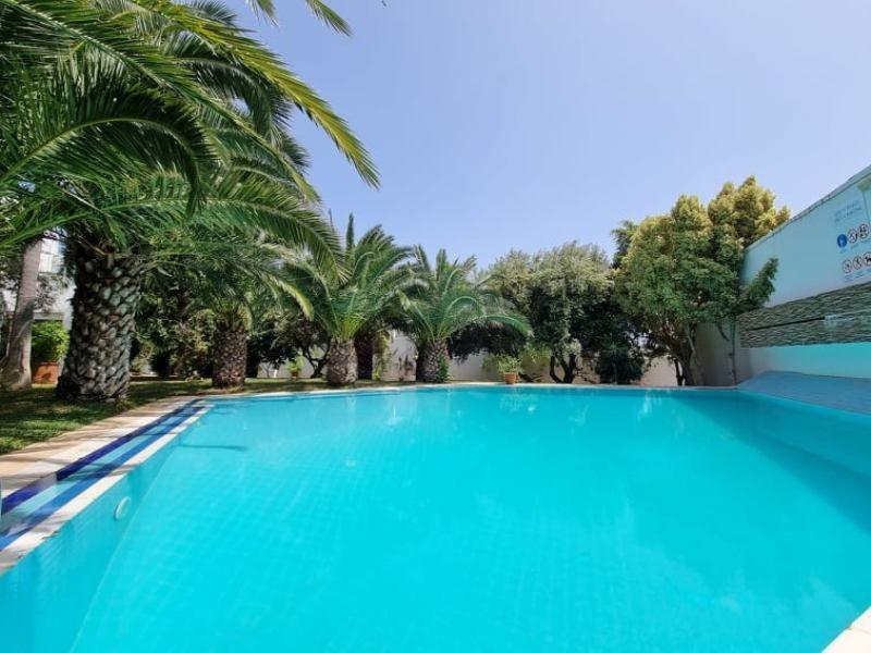 Villa patriciaréf:  pour location estivale hammamet