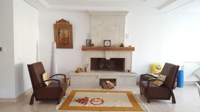 Villa haifa référence: hammamet villa avec piscine