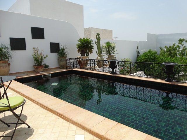 Villa des merveilles réf: vente à hammamet centre