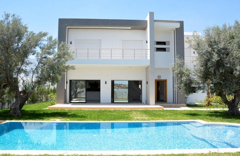 Villa escale réference