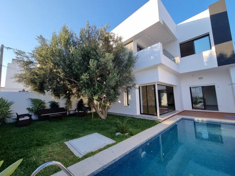 Villa mira référence hammamet