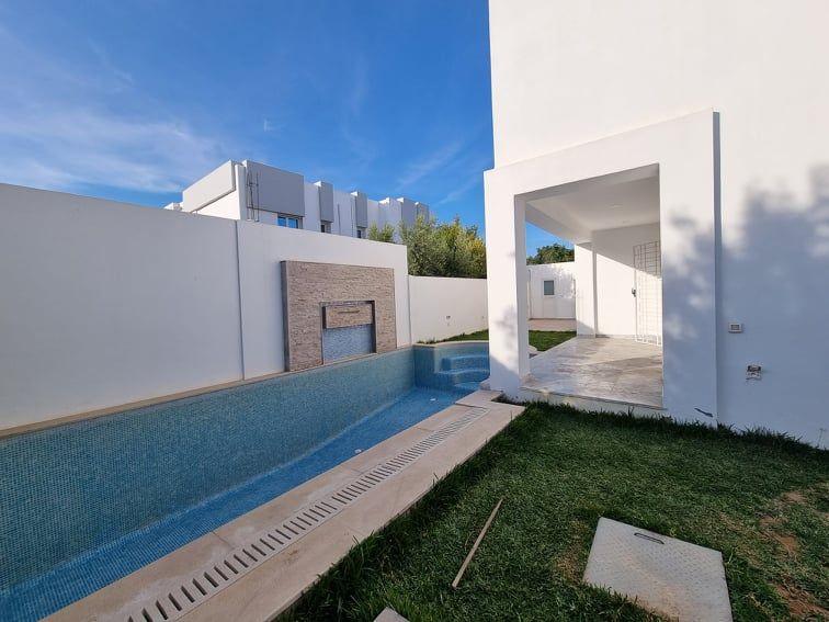 Villa ilyan réf:  à hammamet