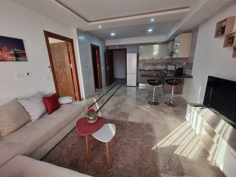 Appartement islemréf:  location annuelle