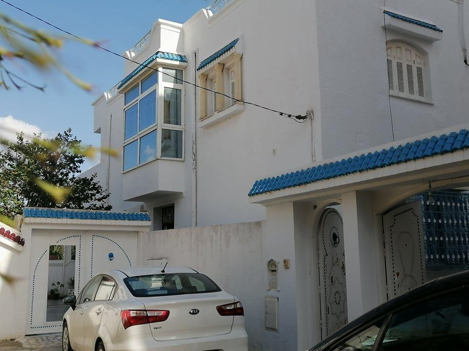 Av deux belles villas à mrezgua hammamet n