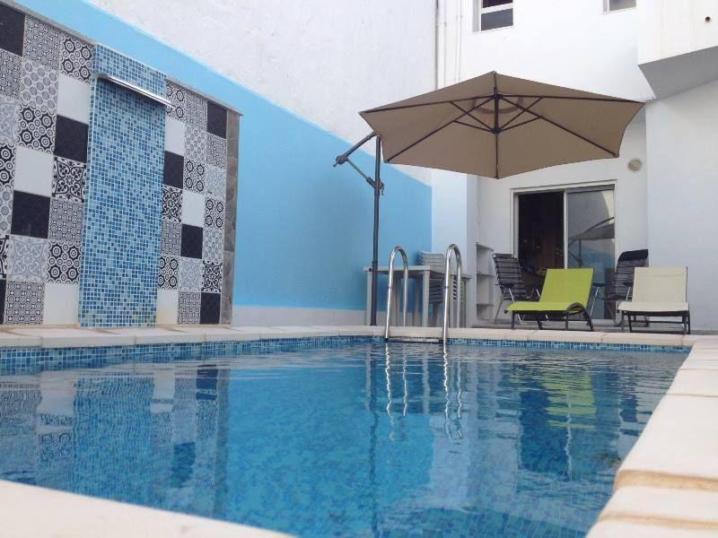 Villa style villa style