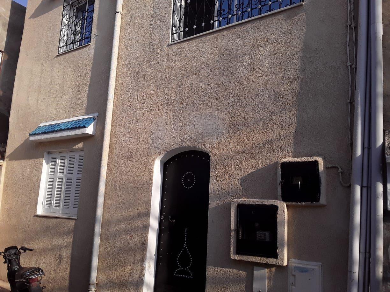 Av une maison style duplex à hammamet n