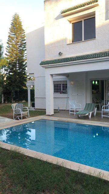 Villa doris réf:  vente hammamet
