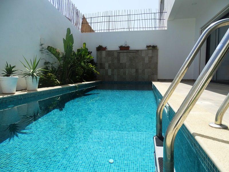 Villa mauresque villa hammamet