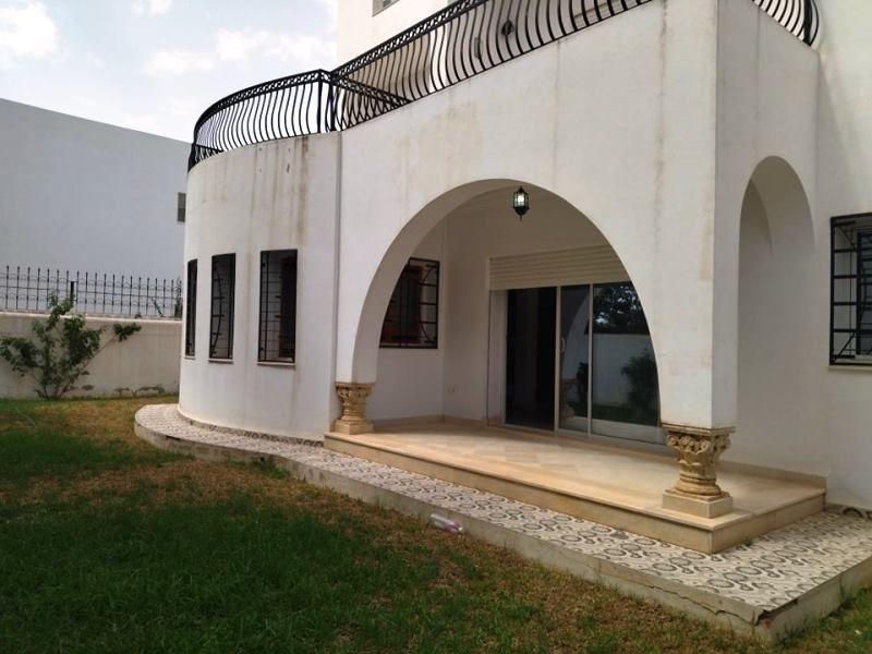 Villa sandra hammamet