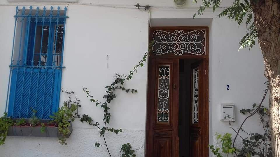 Marsa ville location rdc villa meublé