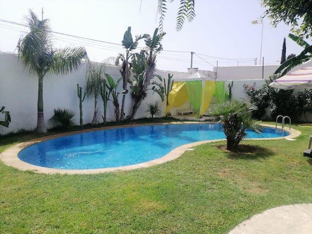 Villa arij aii al à hammamet
