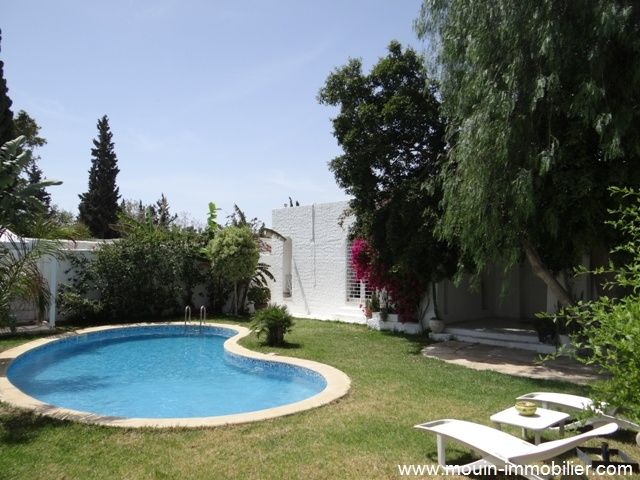 Villa arij 12z hammamet  la corniche a
