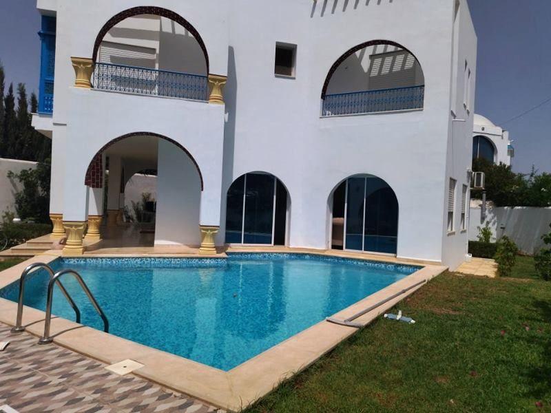 Villa du charme hammamet