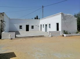 A vendre une maison style arabesque a la compagne de hammamettt r