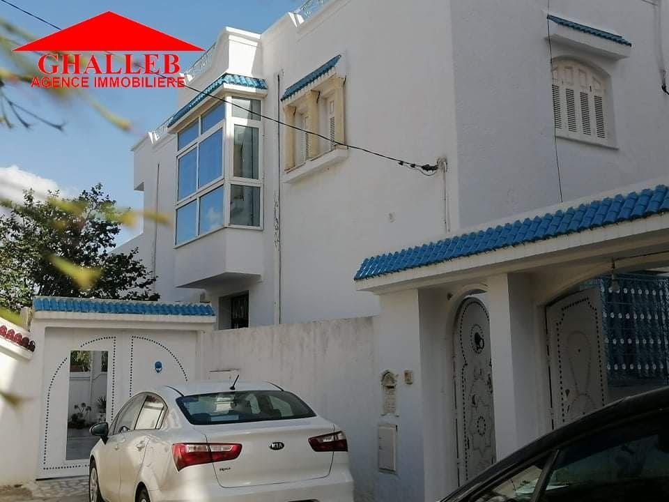 Une villa sur 2 niveaux a mrézgua g