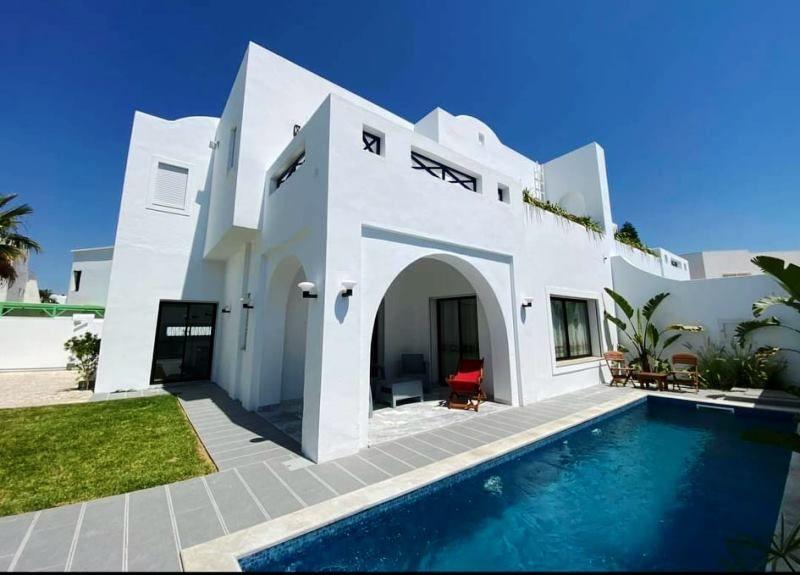 Villa zaineb hammamet