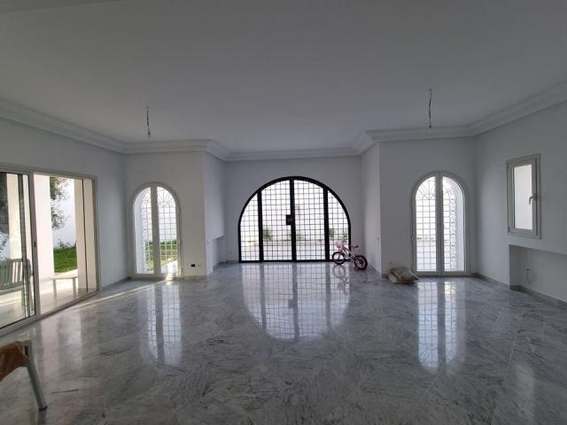 Villa caprice référence hammamet location à l'année