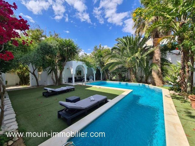 Villa yasmine al à hammamet
