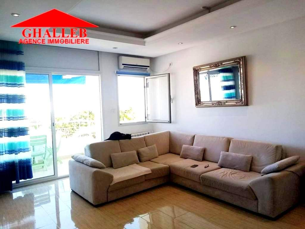 Appartement s+2 haut standing maherssi ad
