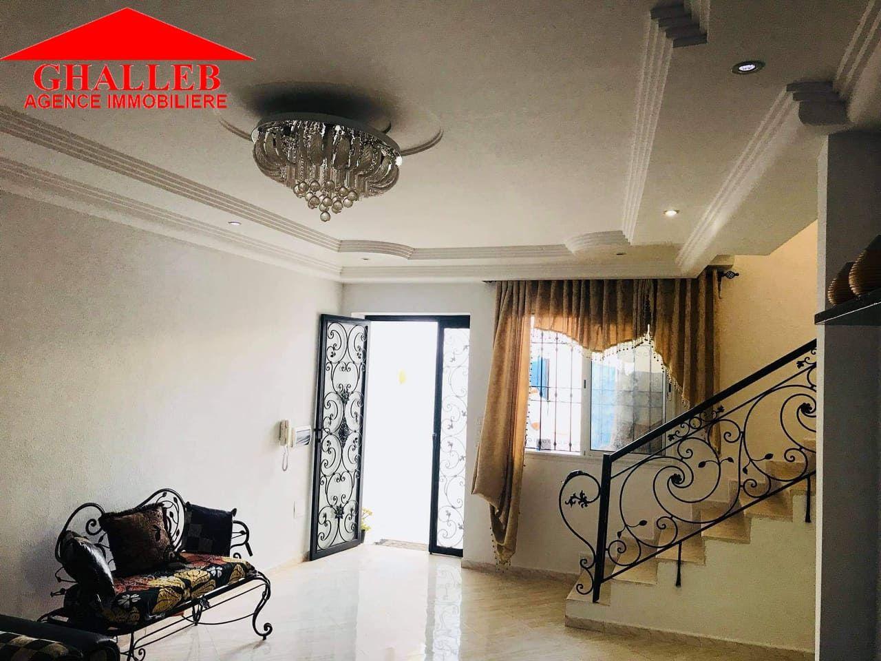A hammamet ville a vendre une maison gh