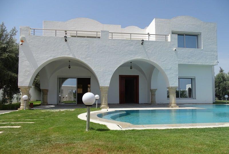 Villa perla belle villa a hammamet